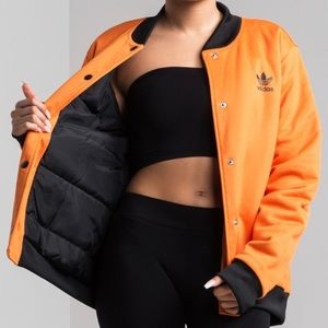 ADIDAS WOMENS ORIGINALS JACKET BOMBER